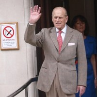 Prince Philip leaves hospital after five-night stay