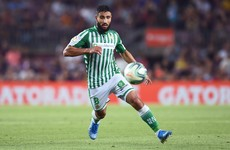 Real Betis star Fekir blames 'lies' for failed Liverpool move