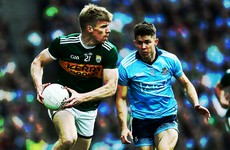 Win a pair of tickets to Dublin v Kerry in the All-Ireland football final replay