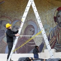 Eucharistic Congress abandons plans to screen Euro 2012 games for pilgrims