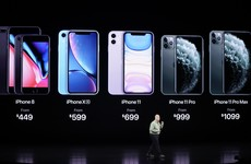 Apple unveils new iPhones and streaming service to rival Netflix
