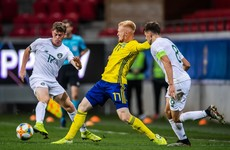 Stephen Kenny hails 'outstanding' Ireland U21 side after superb win in Sweden