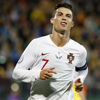 Cristiano Ronaldo bags four goals to keep Portugal's qualification campaign on track