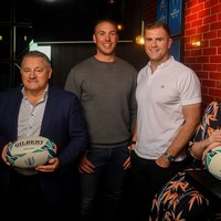 Heaslip, Ferris and Madigan join RTÉ's Rugby World Cup coverage