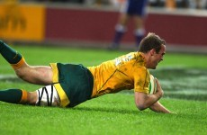 Wallabies bounce back to down Wales in opener