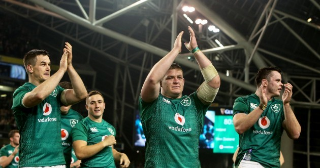 Have Ireland built better depth? Comparing the 2019 RWC squad to 2015
