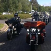 Group of bikers ride across Ireland donating equipment to neonatal units