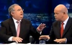 """You should be ashamed"": Pat Rabbitte attacks government on Prime Time"
