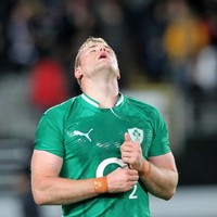 'We've got to wear it' - Irish players reflect on their humbling defeat