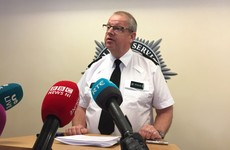 'The threat is changing': PSNI chief calls for extra 800 officers to help combat threat of dissidents