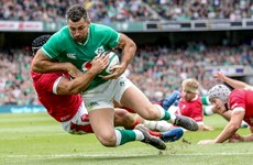 Ireland's fullback cover among the issues concerning O'Sullivan