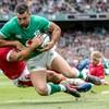 Ireland's fullback cover among the issues concerning O'Sullivan