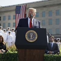 Trump vows to hit Taliban 'harder' than ever on 9/11 anniversary
