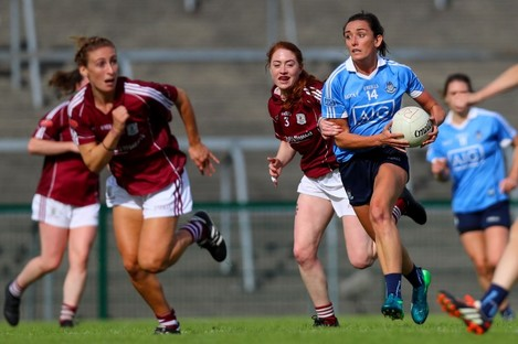 Throw-in for Sunday's senior All-Ireland final is 4pm.