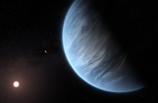 Water discovered for first time on potentially habitable planet