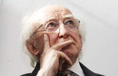 President Michael D Higgins offers support to Defence Force staff over pay