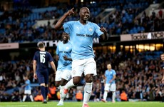 Pep rolls dice and Benjani rolls back the years in Kompany testimonial... Also, just watch Paul Scholes