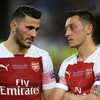 Arsenal warn players about dangers of London gangs after Ozil and Kolasinac attack