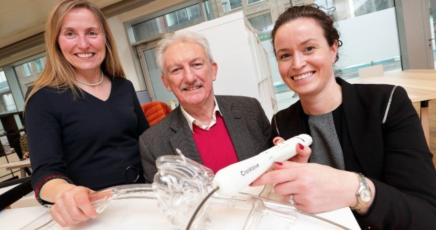 Medtech startup CroíValve has raised €4m to kickstart its first human trials