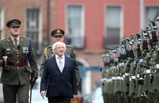 'I think it's quite unusual': Ministers respond to President Higgins' Defence Forces pay speech