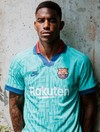Barcelona release new 90s-inpired third kit