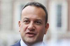 Taoiseach Leo Varadkar says he wants a general election in May 2020