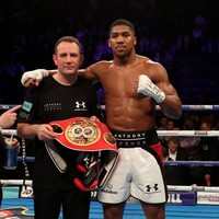 Anthony Joshua's trainer clarifies concussion comments after coming under fire