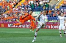 As it happened: Holland v Denmark, Euro 2012