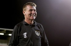Kenny hospitalised in Sweden after falling ill on way home from U21 qualifier