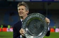 Edwin van der Sar plays down Man United speculation