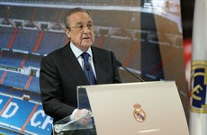 Real Madrid in the NBA? Florentino Perez asks for Eastern Conference spot