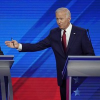 'Get rid of Trump': Democrats united on some things - but divided on others - as Biden leads debate