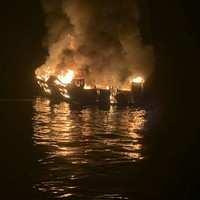 All six crew members were asleep when fire broke out on California dive boat, report says