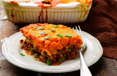 6 of the best... twists on the classic shepherd's pie for a cosy autumn meal