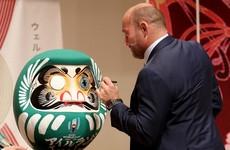 Big in Japan: Ireland get warm welcome as Sexton hones in on Scotland