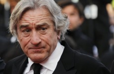 Robert De Niro's New York City apartment damaged in fire