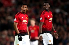 Man United add Pogba to lengthy injury list ahead of Leicester test