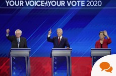 Larry Donnnelly: The third Democratic debate was a ho-hum night in Houston