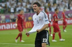 As it happened: Germany v Portugal, Euro 2012