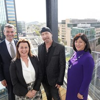 U2 and Denis O'Brien back new network to support Irish entrepreneurs on both sides of the border