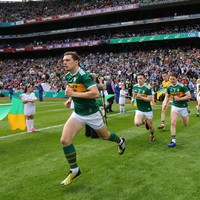 Kerry unchanged for tomorrow's All-Ireland final replay against Dublin