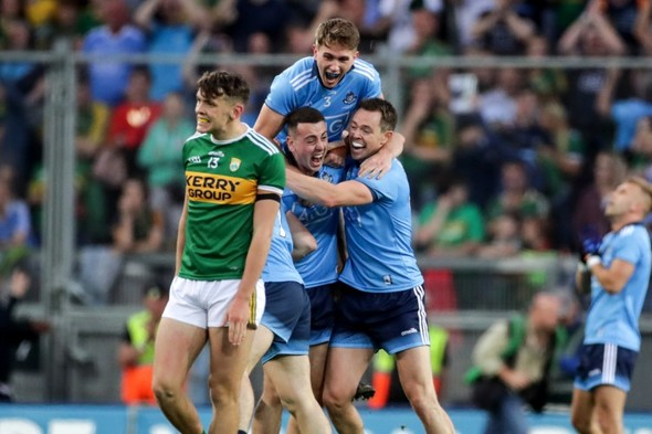 Five star! Dublin make All-Ireland history with replay win over Kerry