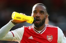 Arsenal dealt Lacazette injury blow