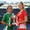 The two soon-to-be AFLW stars going head-to-head to lift an All-Ireland crown
