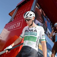 Ireland's Sam Bennett earns another second-placed finish in dramatic day at Vuelta