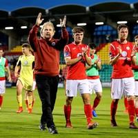 Three Sligo goals in eight first-half minutes dent Finn Harps' hopes amid relegation danger