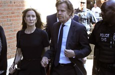 Felicity Huffman gets 14 days behind bars in college scam