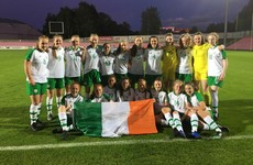 Joy of six as Ireland's young guns progress to Euro Elite Round qualifiers in style