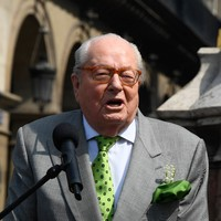 Jean-Marie Le Pen charged over EU funding scandal