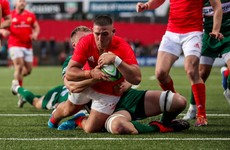 Goggin grabs two tries as Munster swat aside London Irish in pre-season friendly